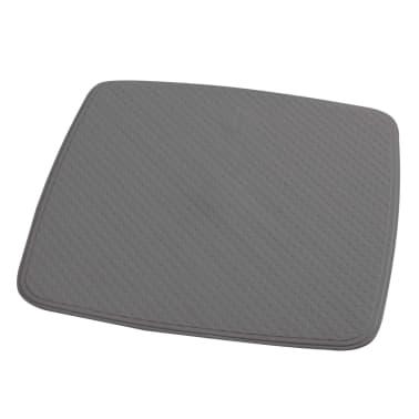 RIDDER Douchemat anti-slip Capri 54x54 cm cementgrijs[2/2]