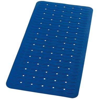 RIDDER Tapis de bain antidérapant Playa 80 x 38 cm Néon bleu 68303[1/2]