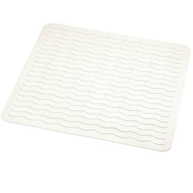 RIDDER Tapis de douche antidérapant Playa 54 x 54 cm Blanc 68401[1/2]