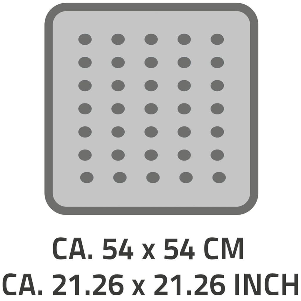 RIDDER Douchemat anti slip Playa 54x54 cm wit 68401