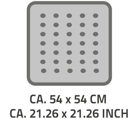 RIDDER Douchemat anti-slip Playa 54x54 cm wit 68401[2/2]