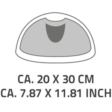 RIDDER Reposacabezas para bañera caucho blanco 68601[3/3]