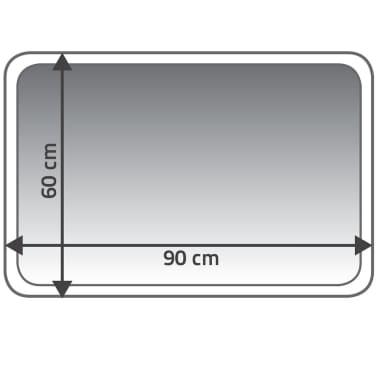 RIDDER Badkamermat Carl 60x90 cm beige 7102309[4/4]