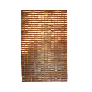 RIDDER Badkamermat Bamboo 90x60 cm hout[1/4]