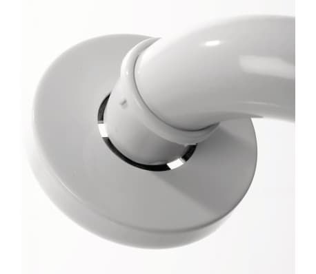 RIDDER Barre d'appui de sécurité 60 cm Aluminium Blanc A00160101[2/5]