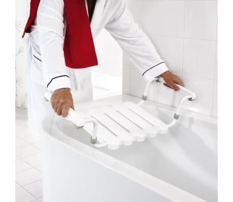 RIDDER Siège de baignoire Blanc A00400101[1/3]