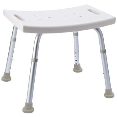 RIDDER Badhocker Weiß 100 kg A00601101[1/4]