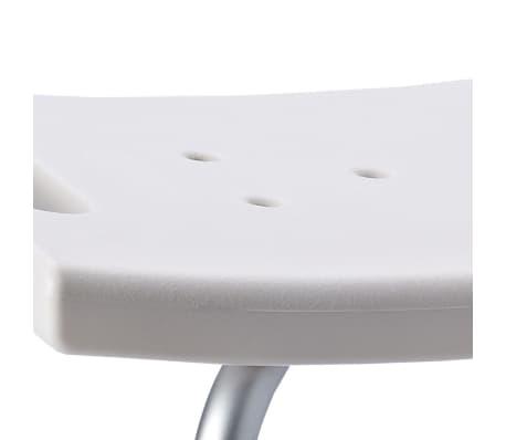ridder chaise de salle de bain blanc 100 kg a00602101. Black Bedroom Furniture Sets. Home Design Ideas