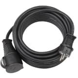 408989 Brennenstuhl Extension Cable 25 m Black 1167820 - Untranslated