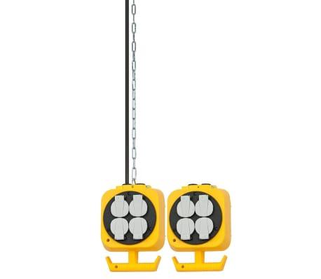 Brennenstuhl Werkplaats energieblok met 8 stopcontacten 5 m 1151760[1/2]