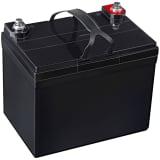 Dobíjateľná olovená batéria Brennenstuhl 12V/33AH (len pre DE a NL)