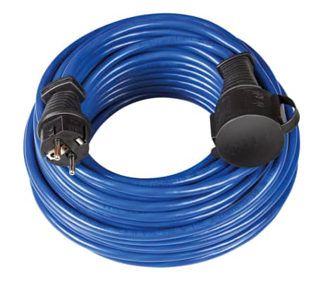 brennenstuhl verl ngerungskabel kabel 10m g nstig kaufen. Black Bedroom Furniture Sets. Home Design Ideas