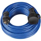 Brennenstuhl Supersolid skjøteledning 25 m blå AT-N05V3V3-F 3G1,5