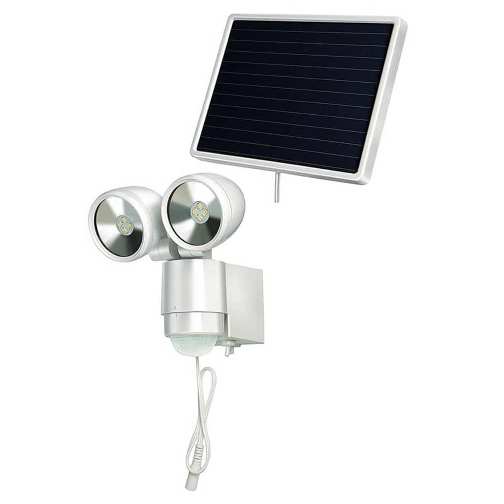 Afbeelding van Brennenstuhl LED-Spotlight op zonne-energie SOL 2x4 Wit 4 W 1170920