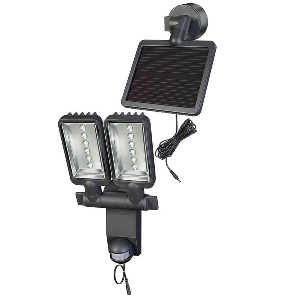 Afbeelding van Brennenstuhl LED-spotlight Duo Premium SOL SV1205 P2 1179430