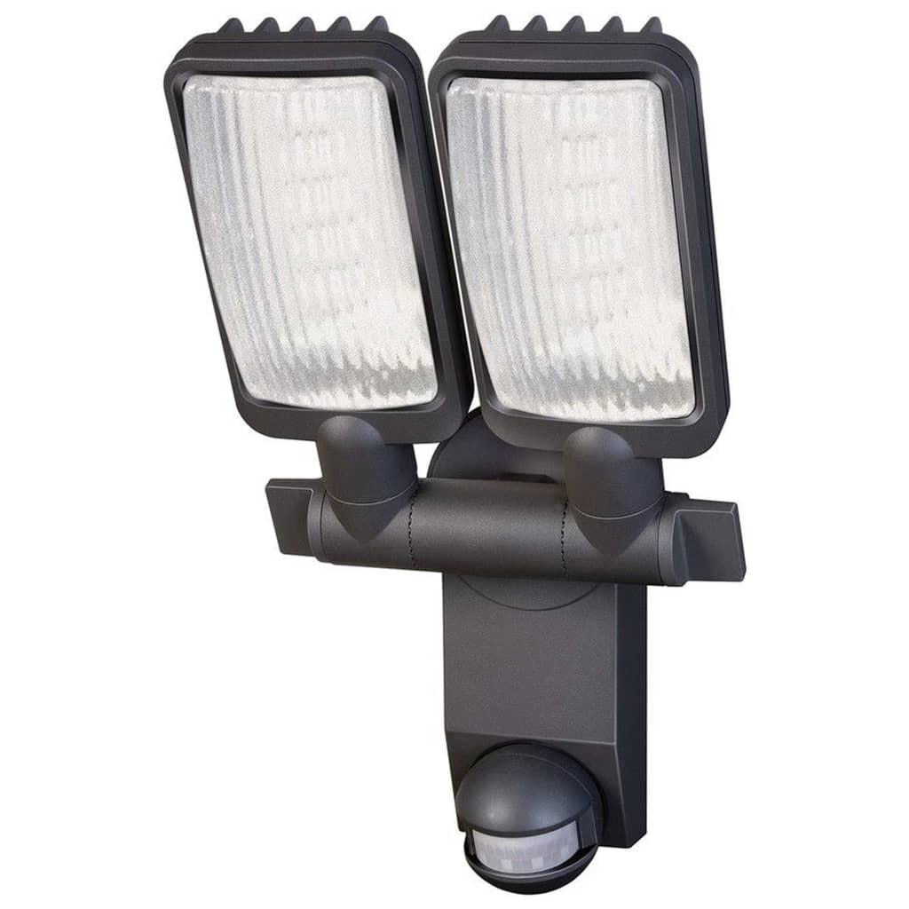 Brennenstuhl Spotlight LED Duo Premium City LV5405 PIR 31 W 10 m IP44