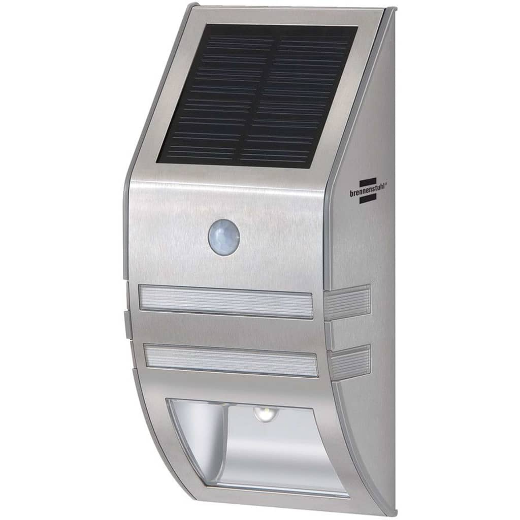 Brennenstuhl Solarwand en paallamp LED IP44