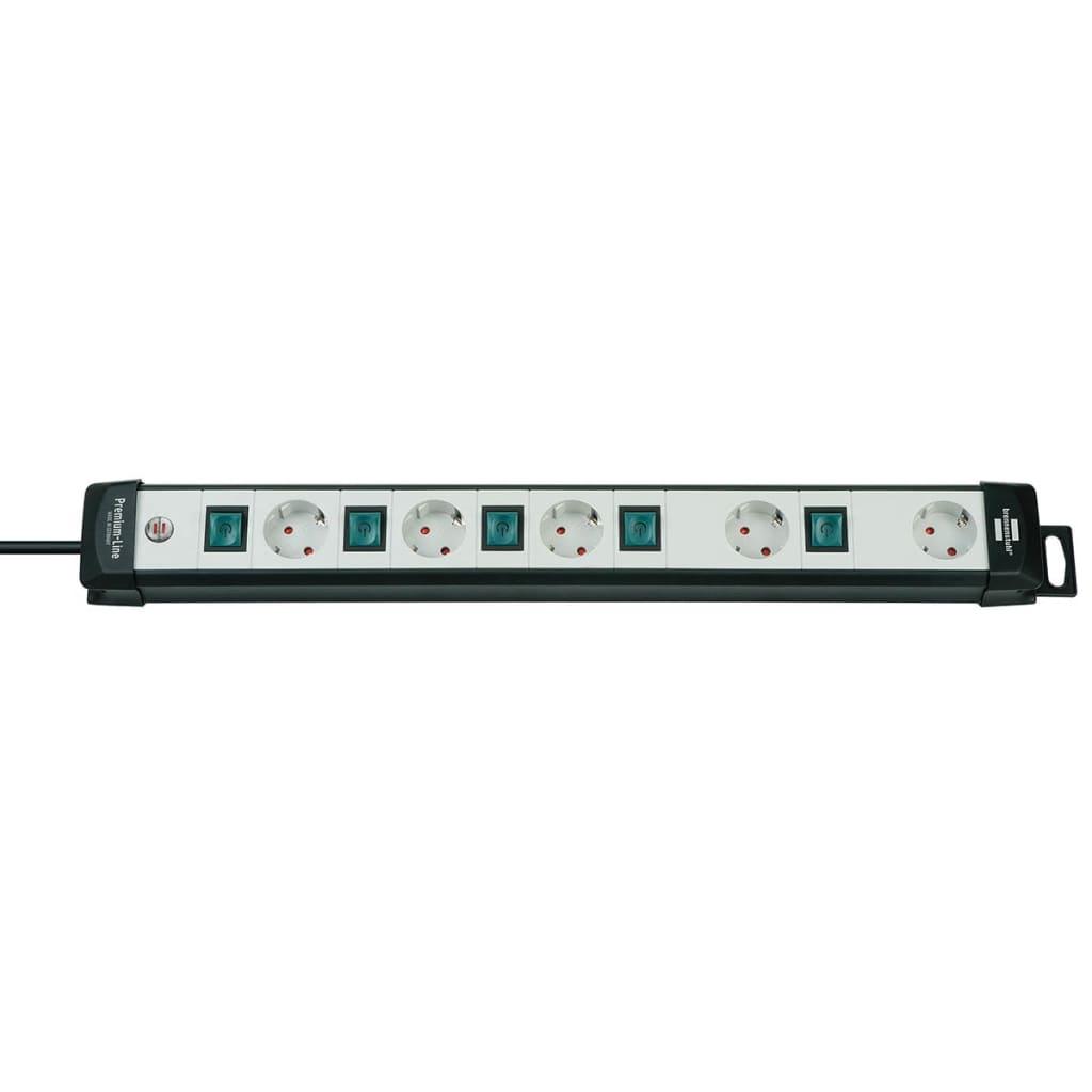 Afbeelding van Brennenstuhl 5-Way Extension Lead Premium-Line Technics 1951550600