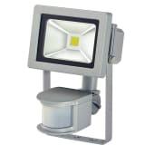 Brennenstuhl LED-Flutlicht L CN 110 PIR V2 IP44 10 W 1171250122