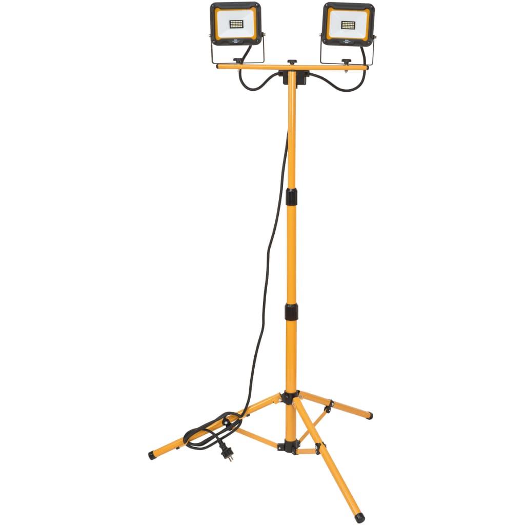 Brennenstuhl Spotlight LED driepoot JARO 4000 T IP65 2x20 W