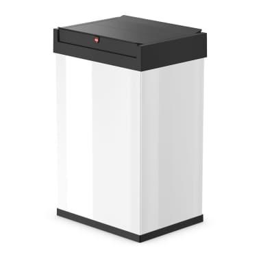 Hailo Cubo de basura Big-Box Swing tamaño L 35 L blanco 0840-131[1/4]