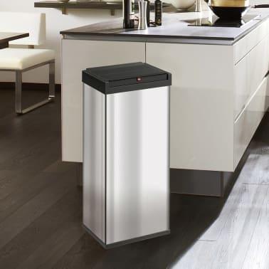 Hailo Cubo de basura Big-Box Swing  XL 52 L acero inoxidable 0860-211[5/5]