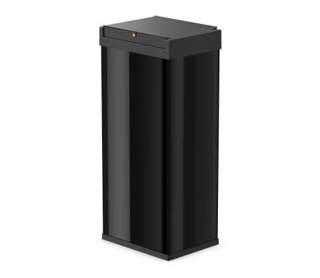 Hailo Papelera Big-Box Swing tamaño XL 52 L negra 0860-241[1/4]