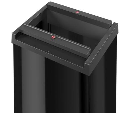 Hailo Papelera Big-Box Swing tamaño XL 52 L negra 0860-241[2/4]