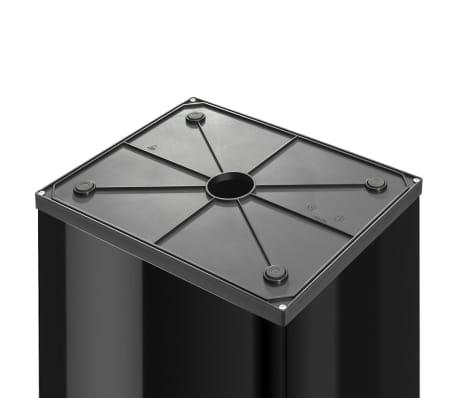 Hailo Papelera Big-Box Swing tamaño XL 52 L negra 0860-241[3/4]