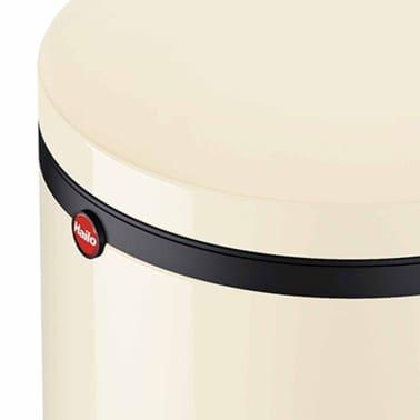 Hailo Papelera con pedal Pure tamaño S 3 L vainilla 0504-050[6/10]