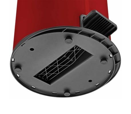 Hailo Cubo de basura con pedal Pure tamaño L 25 L rojo 0530-040[6/8]