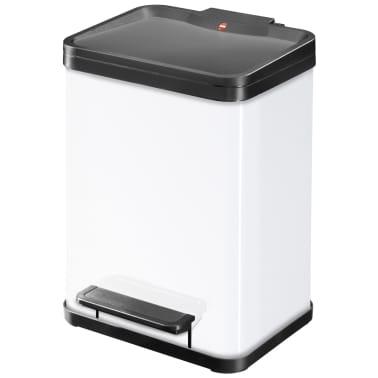 Hailo Cubo con pedal Oko Duo Plus tamaño M 2x9 L blanco 0622-230[1/8]