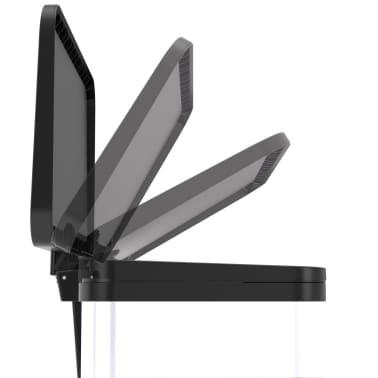 Hailo Cubo con pedal Oko Duo Plus tamaño M 2x9 L blanco 0622-230[3/8]