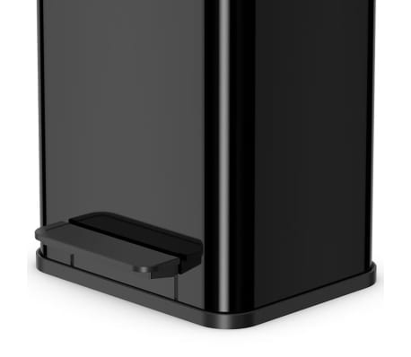 Hailo Cubo con pedal Oko Duo Plus tamaño M 2x9 L negro 0622-260[2/7]