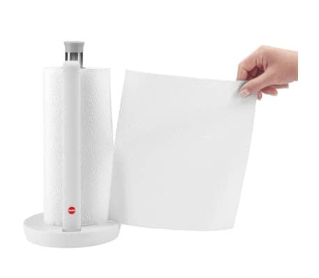 acheter hailo porte rouleau de cuisine kitchenline design blanc mat 0833 990 pas cher. Black Bedroom Furniture Sets. Home Design Ideas