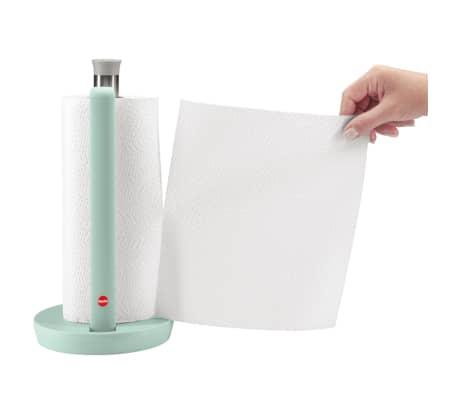 acheter hailo porte rouleau de cuisine kitchenline design menthe mat 0833 920 pas cher. Black Bedroom Furniture Sets. Home Design Ideas