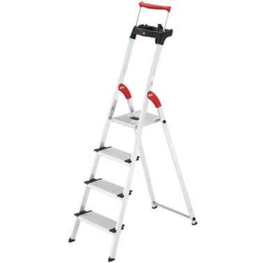 Hailo Escalera ComfortLine XXR 146 cm aluminio 8030-407[2/13]