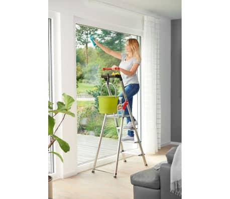 Hailo Escalera ComfortLine XXR 146 cm aluminio 8030-407[12/13]