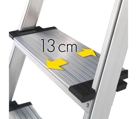 Hailo Escalera ComfortLine XXR 146 cm aluminio 8030-407[13/13]