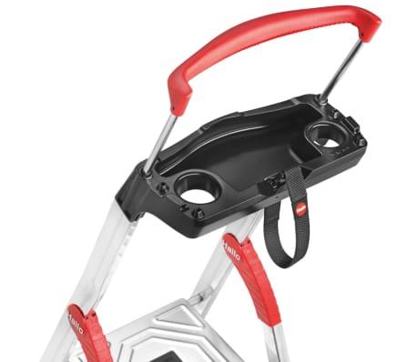 Hailo Escalera ComfortLine XXR 146 cm aluminio 8030-407[7/13]