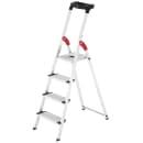 Hailo Escalera XXL 147 cm aluminio 8040-415