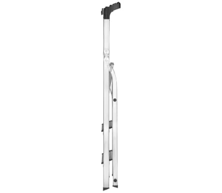 Hailo escalera l60 3 pelda os 125 cm aluminio 8160 307 for Escaleras 3 peldanos amazon