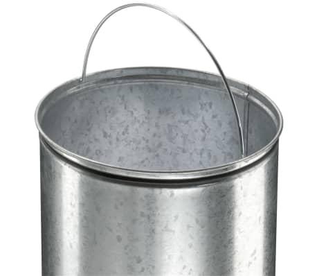 Hailo Cubo  de basura con pedal KickMaxx XL 36 L rojo 0850-579[5/8]