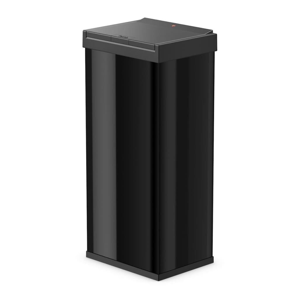 Afbeelding van Hailo Afvalbak Big-Box Touch maat XL 52 L zwart 0860-701