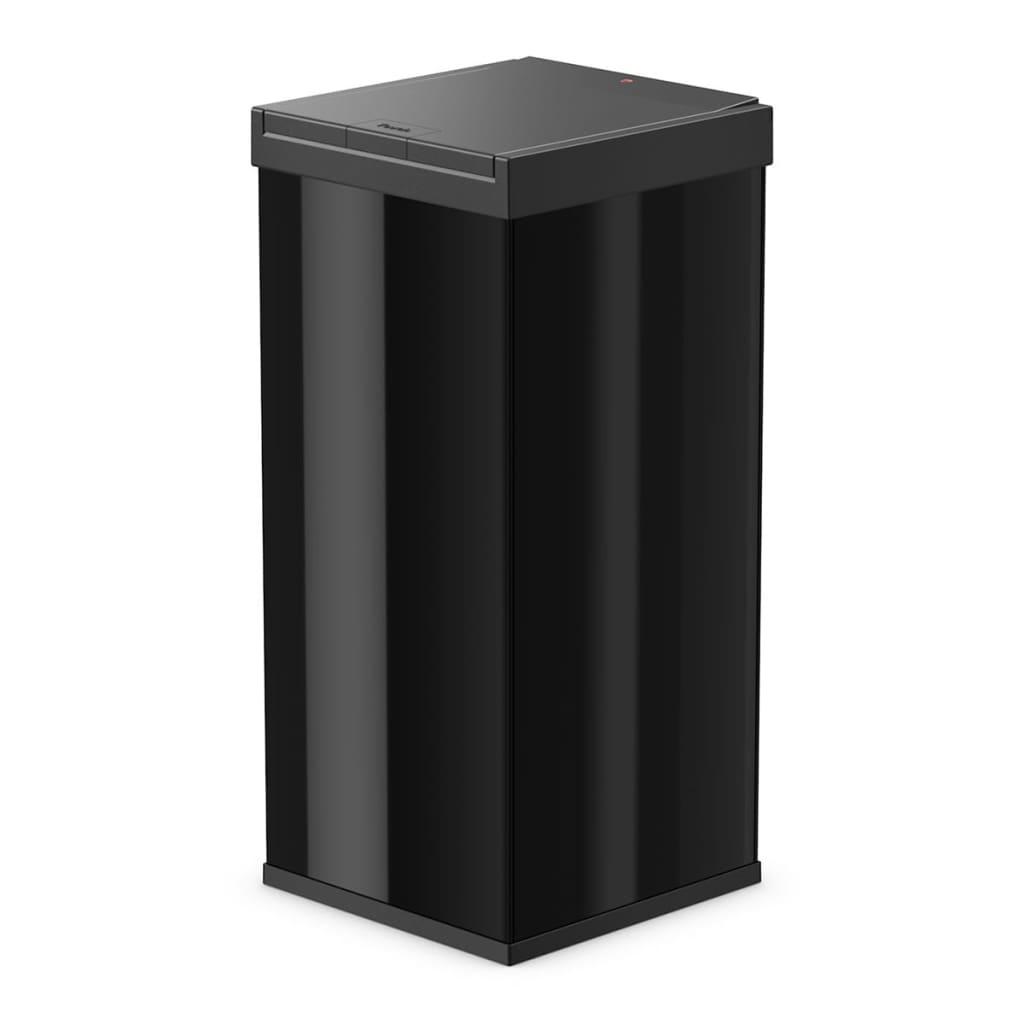 Afbeelding van Hailo Afvalbak Big-Box Touch maat XXL 71 L zwart 0880-401