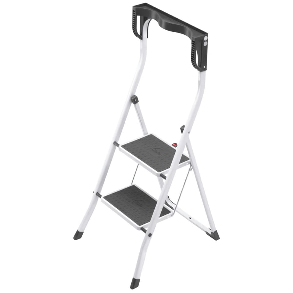 Hailo Stige Safety Plus 110 cm stål 4342-001