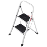 Hailo Escalera plegable K20 2 peldaños 82 cm 4396-901