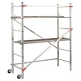 Hailo Rusztowanie 1-2-3 300, 180 cm, aluminium, 9459-301