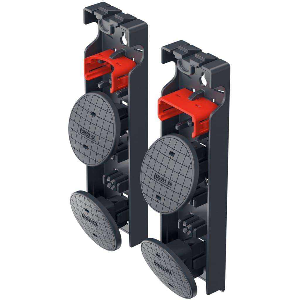 Afbeelding van Hailo Ladder vervangende voeten set EasyClix Garden maat L 9948-001