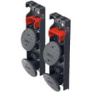 Hailo Patas de repuesto para escalera EasyClix Garden L 9948-001